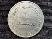 United Arab Emirates, One Dirham 1989, VF, WO3046